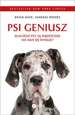 Psi geniusz. Dlaczego psy są mądrzejsze niż nam się wydaje?