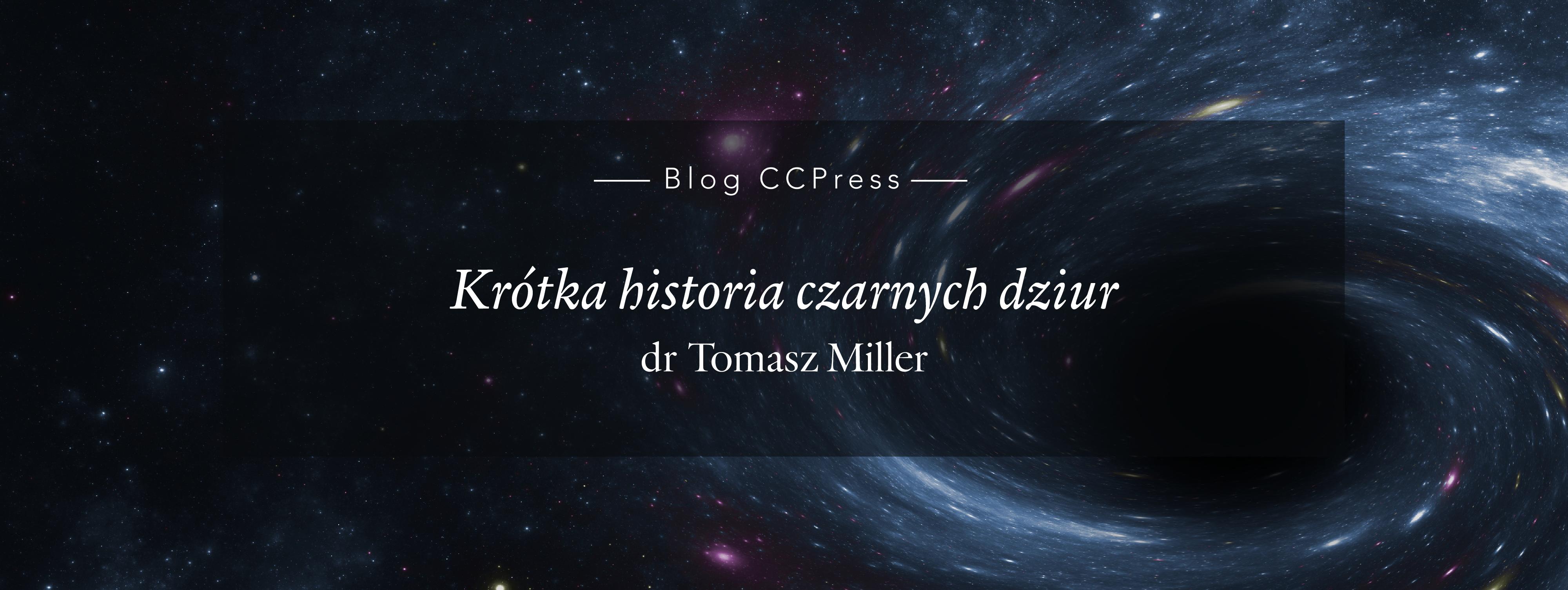 Krótka historia czarnych dziur