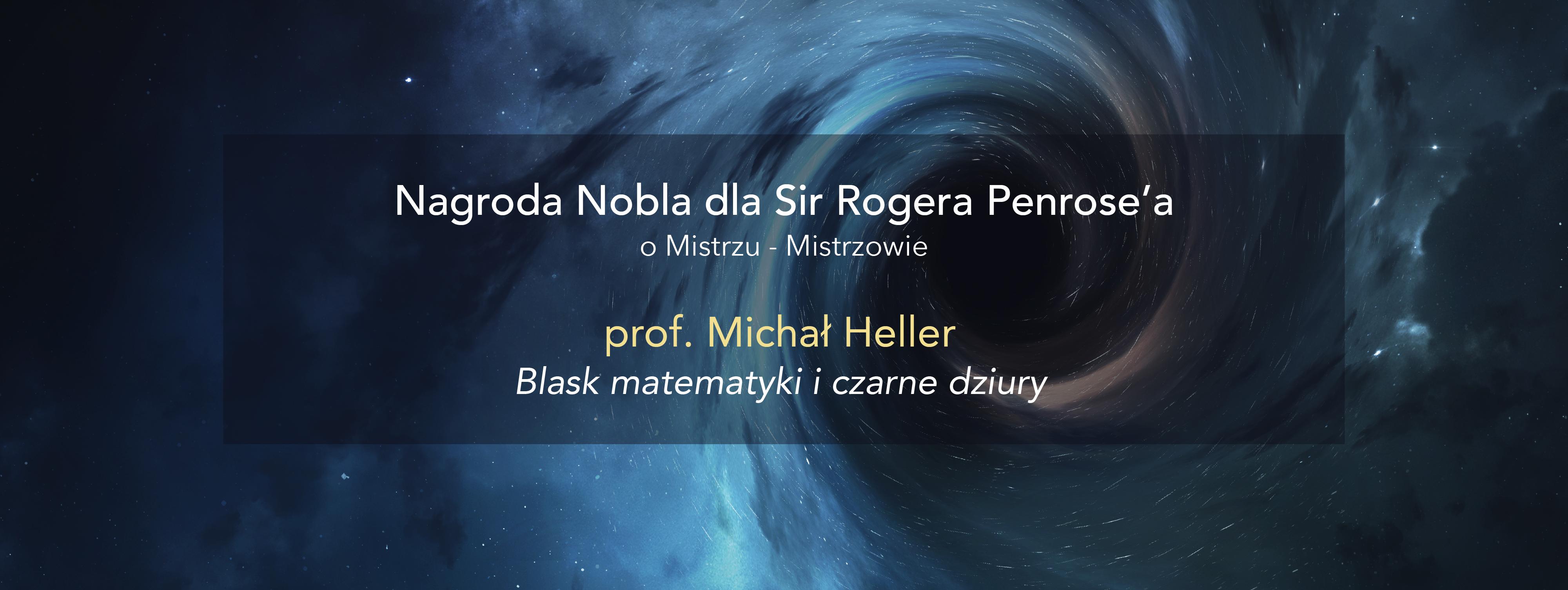 Blask matematyki i czarne dziury